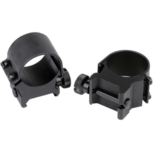 Weaver 30mm Detachable Top Mount Rings (2-Pack, High)