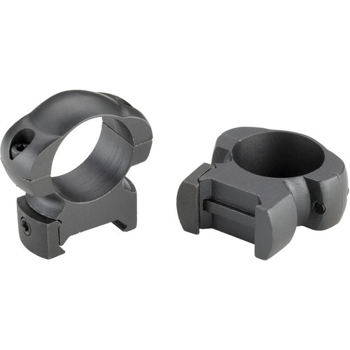 "Weaver Grand Slam Top Mount Steel 1"" Medium Riflescope Rings (Matte)"
