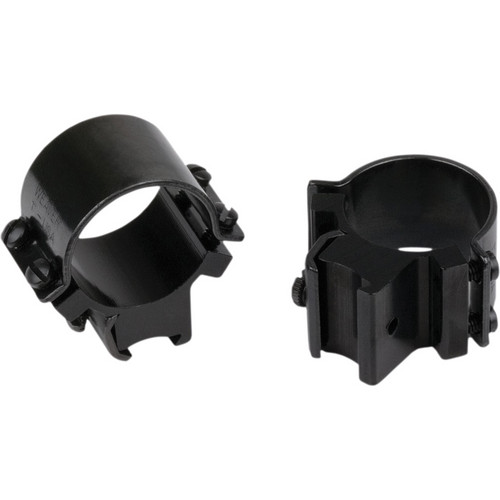 "Weaver .22 Caliber Tip-Off Mount Rings 1"" Sure Grip (Black)"