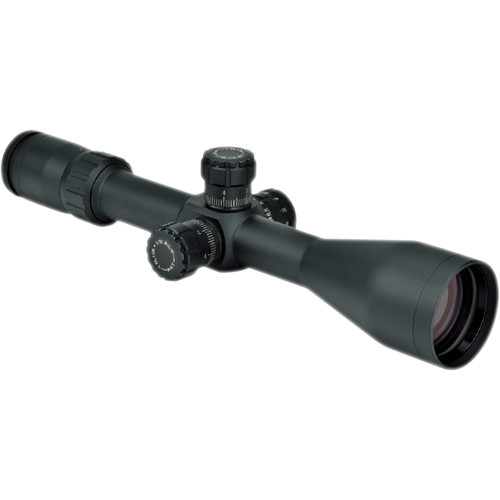 Weaver 3-15x50 0.1 MIL Tactical Riflescope (Matte Black)