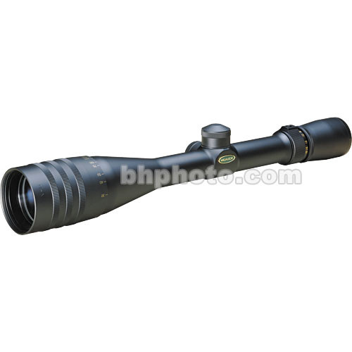 Weaver 4-16x42 V-16 V-Series Riflescope (Dual-X Reticle, Matte Black)