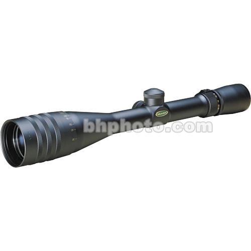Weaver 4-16x42 V-16 V-Series Riflescope (Fine Crosshair Dot Reticle, Matte Black)