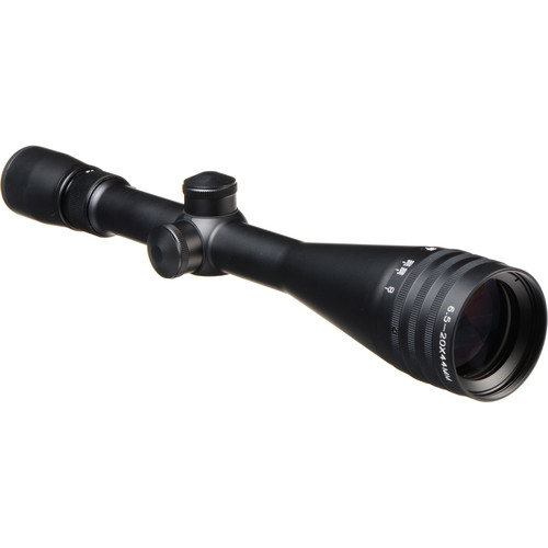 Weaver 6.5-20x44 40/44 Riflescope (Matte Black)