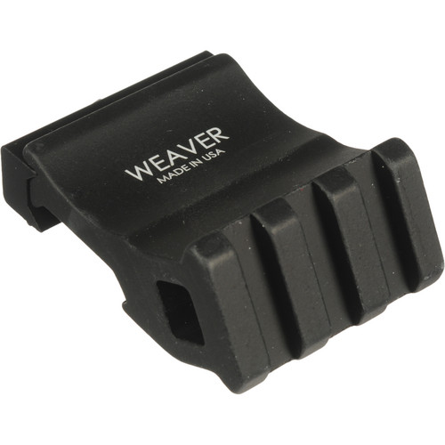 Weaver Offset Rail Adaptor