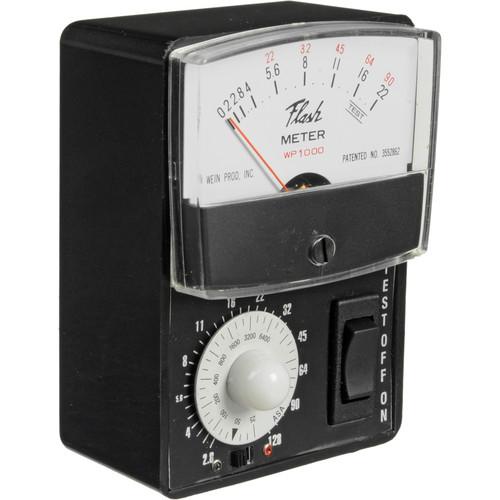 Wein WP-1000 Deluxe FlashMeter
