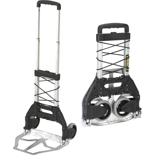 Wesco Mini Mover Folding Handtruck - Weight Capacity 110 lbs (50kg)