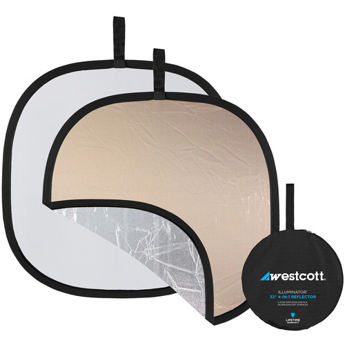 Westcott Illuminator Reflector 4-in-1 - 30""