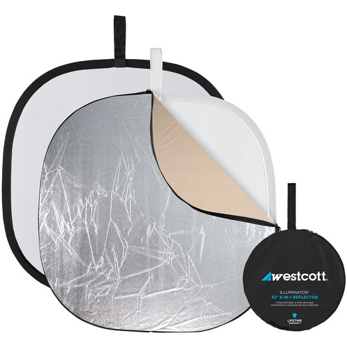 "Westcott 30"" 6-in-1 Reflector Kit"