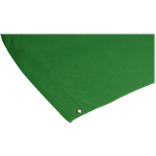 Westcott 9 x 20' Wrinkle-Resistant Cotton Background (ChromaKey Green)