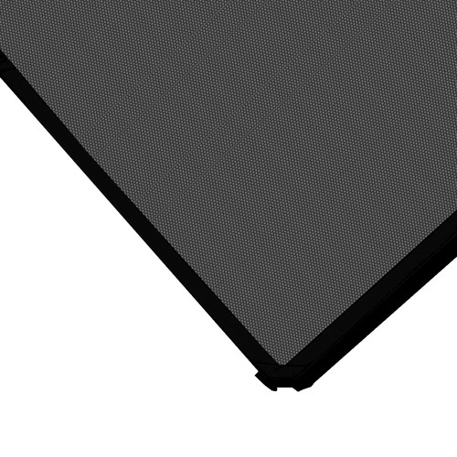 Westcott Fabric ONLY for Scrim Jim Frame, X-Large - 3/4 Stop Black Net