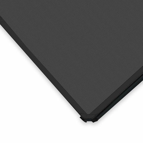 Westcott Fabric ONLY for Scrim Jim Frame, Medium - 3/4 Stop Black Net