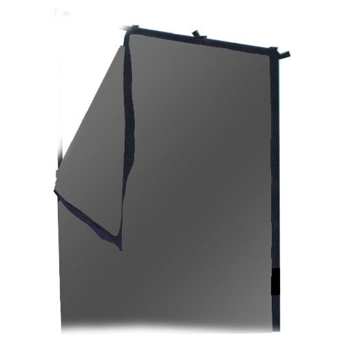 Westcott Fabric ONLY for Scrim Frame, Small - Flat Black