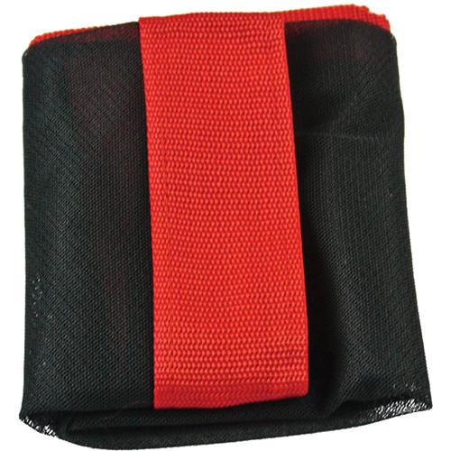 "Westcott Scrim Fabric Only - 24x36"" - Black Double Net"
