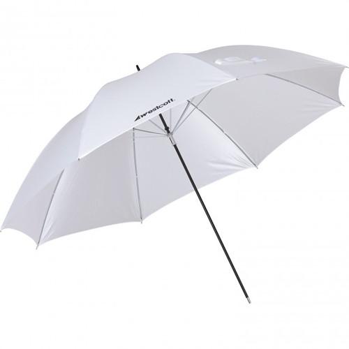 "Westcott Optical White Satin Diffusion Umbrella (45"")"