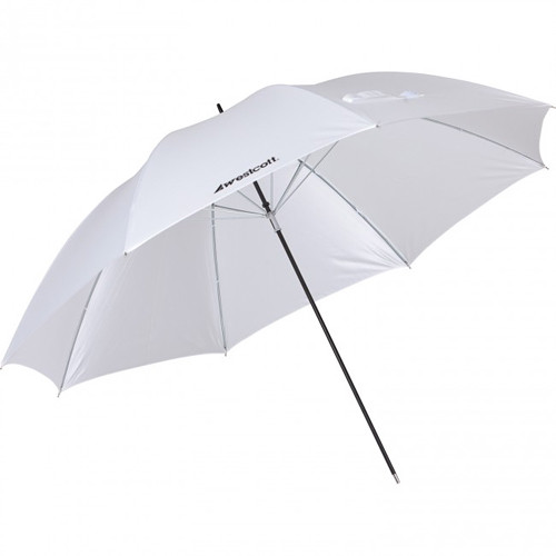 "Westcott Optical White Satin Diffusion Umbrella (45"")"