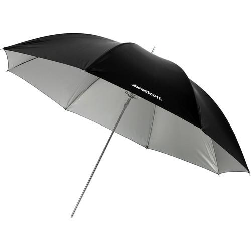 "Westcott Soft Silver Umbrella (45"")"