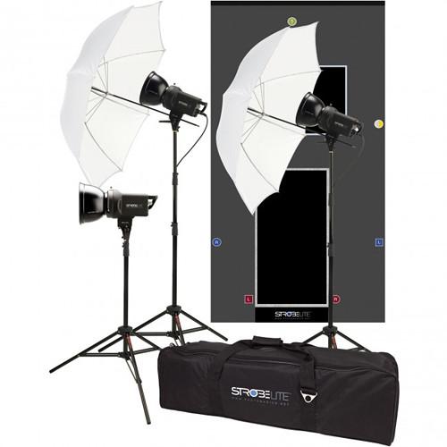 Westcott Strobelite 3 Light Educational Kit