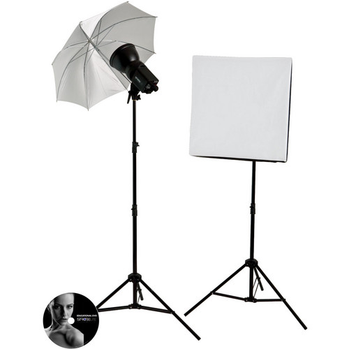 Westcott Educational Strobelite 2 Light Kit