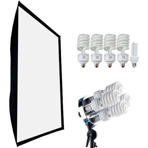 Westcott BDS 36 x 48 Shallow Box Photo/Video Kit