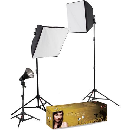 Westcott uLite 3-Light Lighting Kit