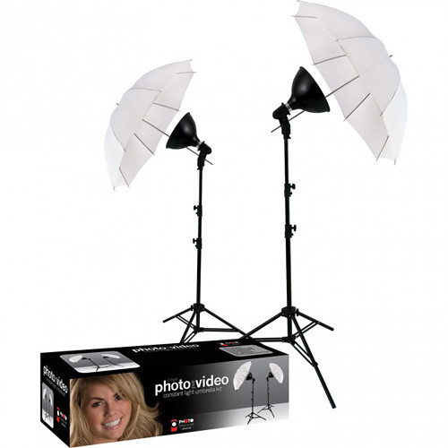Westcott uLite 2-Light Umbrella Kit (120VAC)