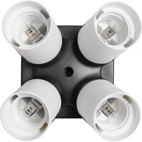 Westcott Four Socket Fluorescent Adapter for uLite Fixture