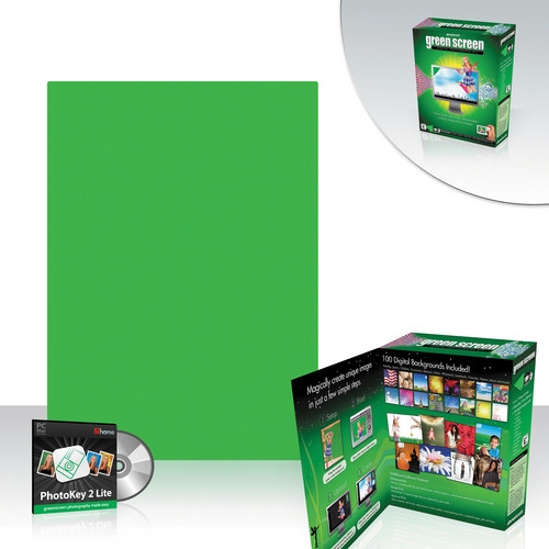 Westcott Digital Green Screen Photo Kit