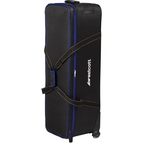 Westcott Spiderlite Deluxe Wheeled Travel Bag