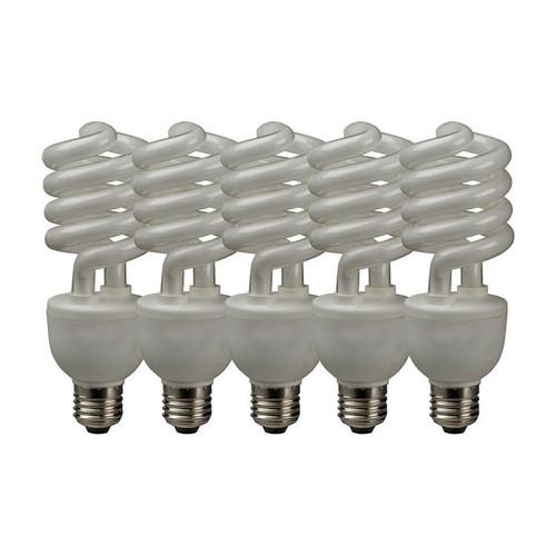 Westcott 25W Fluorescent Lamp for TD5, 5 Pack (220V)