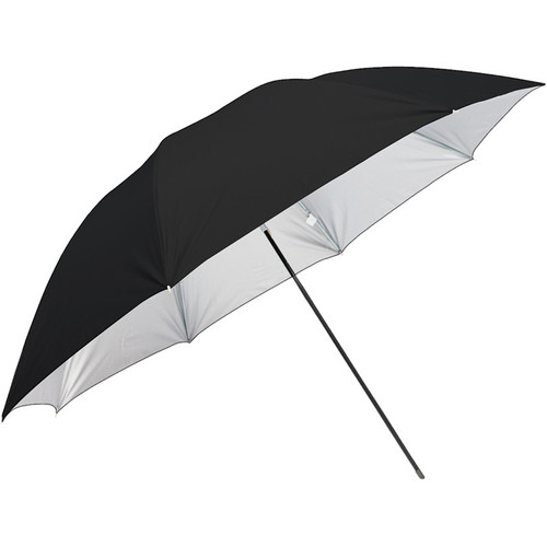 "Westcott 36"" Bright Silver Umbrella"