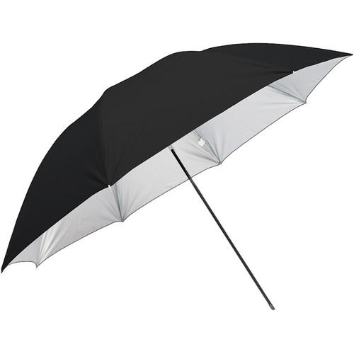 "Westcott 36"" Bright Silver Umbrella"