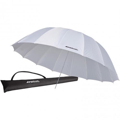 Westcott 7' Parabolic Umbrella (White Diffusion)