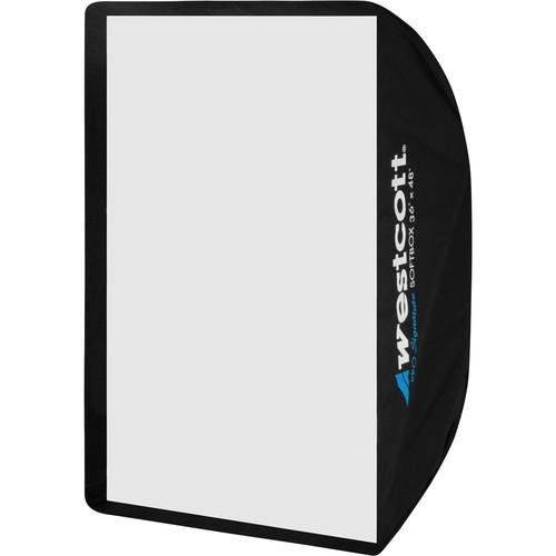 "Westcott Pro Signature Softbox (36 x 48"")"