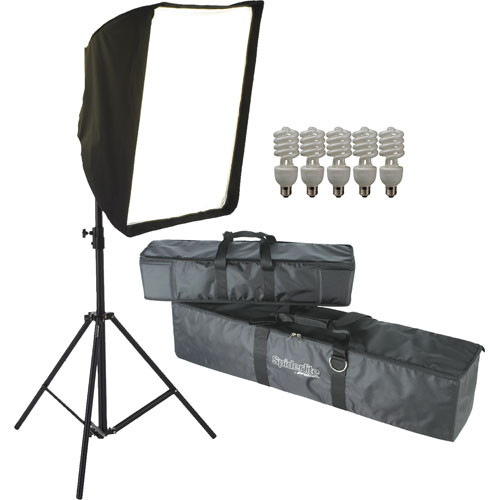 Westcott Spiderlite TD5 Medium One Light Kit (120VAC)
