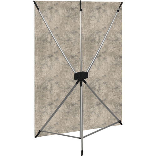 Westcott X-Drop Kit (5 x 7', Quarry)