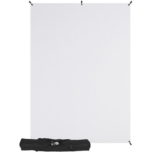 Westcott X-Drop Kit (5 x 7', White)
