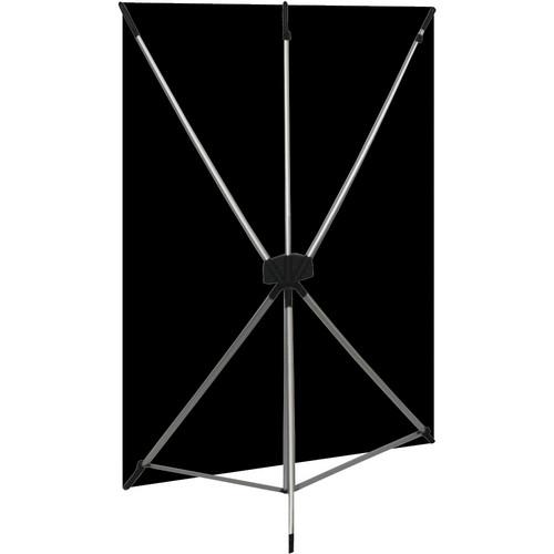 Westcott X-Drop Kit (5 x 7', Black)