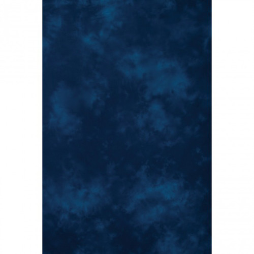 Westcott 10x24' Sheet Muslin Background - Moonlight Cloudscape