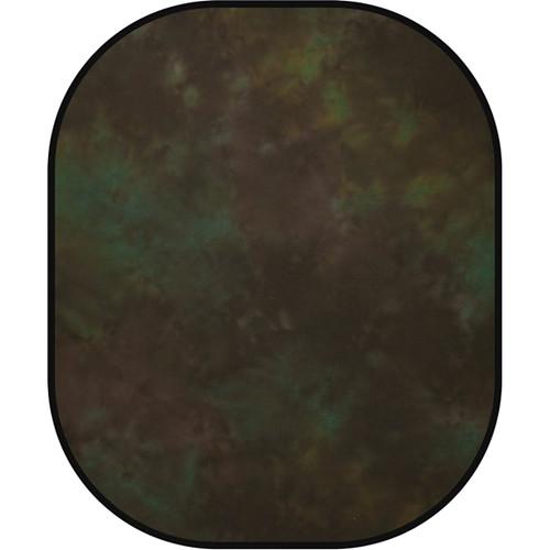 Westcott 6x7' Muslin Collapsible Background - Bracken Brown