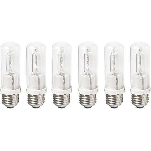 Westcott Spiderlight TD6 Tungsten Lamps - 6 Pack (110V)