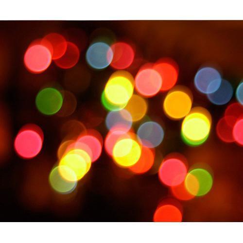 Westcott Scenic Background (6x8', Holiday Lights)