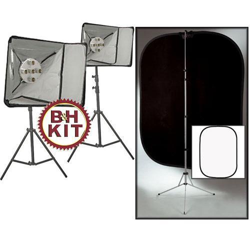 Westcott Scott Kelby Studio Kit with Bulbs (120VAC)