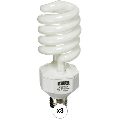 Westcott Three Pack 27/30 Watt Fluorescent Lamps for TD5 (120VAC)