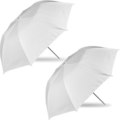 "Westcott 43"" Umbrella White (2-Pack)"