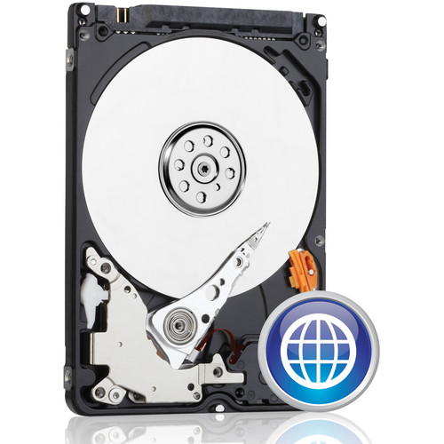 "WD 500GB Scorpio Blue 2.5"" Internal Hard Drive"