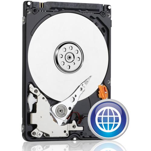 "WD 500GB Scorpio Blue 2.5"" Internal Hard Drive"