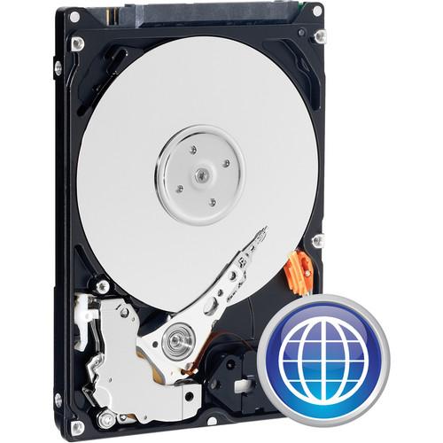 "WD 750GB Scorpio Blue SATA 2.5"" OEM Mobile Hard Drive"