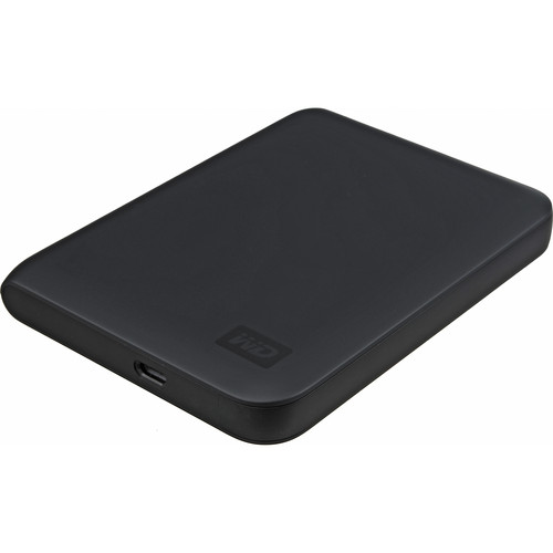 WD 500GB My Passport for Mac Portable USB 2.0 Hard Drive (Black)