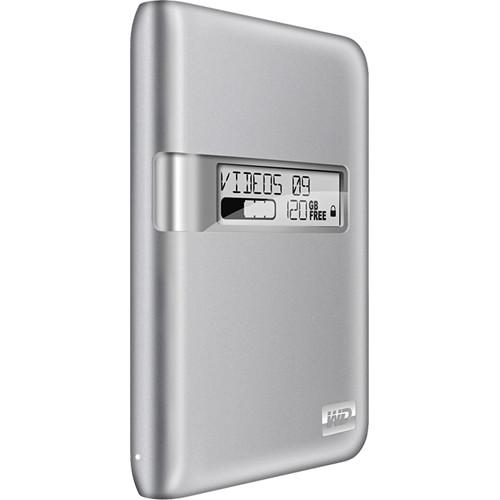 WD 640GB My Passport Studio Portable Hard Drive