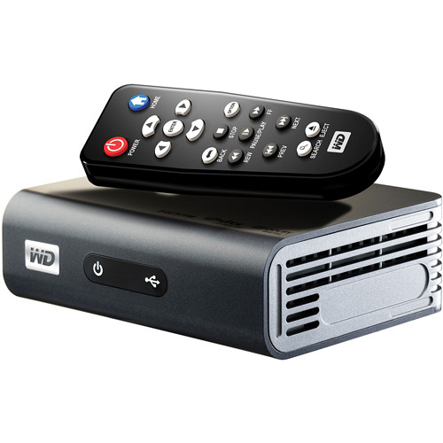 WD WD TV Live HD Media Player
